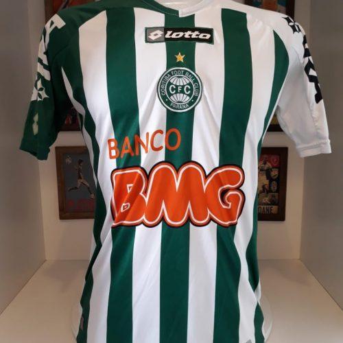 Camisa Coritiba Lotto 2010