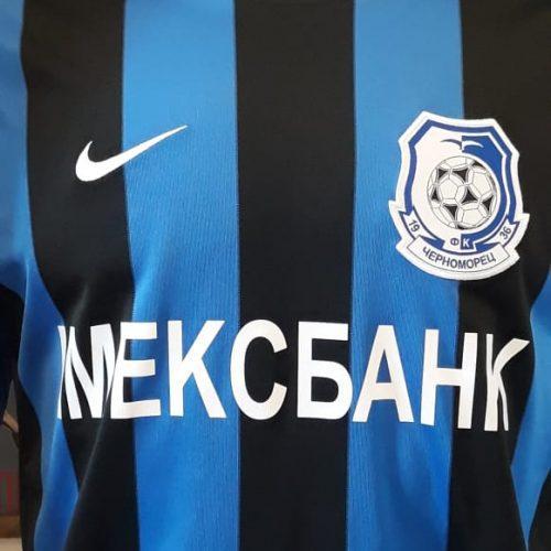 Camisa Chornomorets Odesa Nike 2011 Sebastián Setti