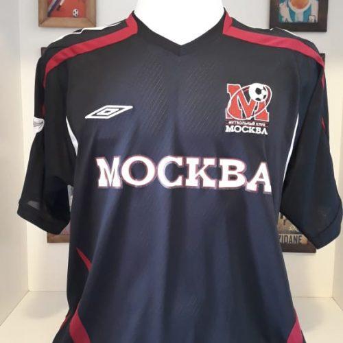 Camisa FC Moscow Umbro 2009 Jakubko