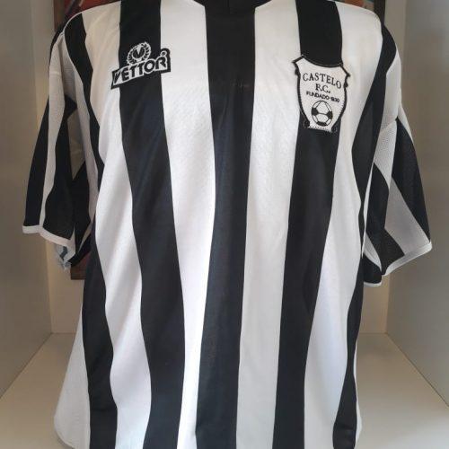 Camisa Castelo FC Vettor