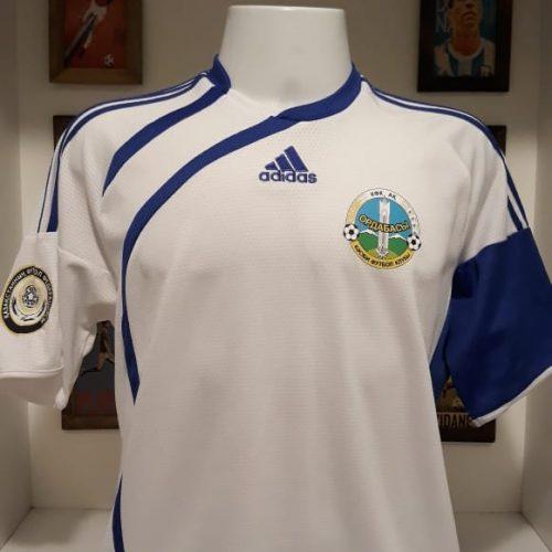 Camisa Ordabasy Shymkent 2011 Vagner Costa