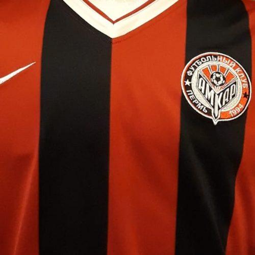Camisa FC Amkar Perm Nike 2009 Jean Carlos