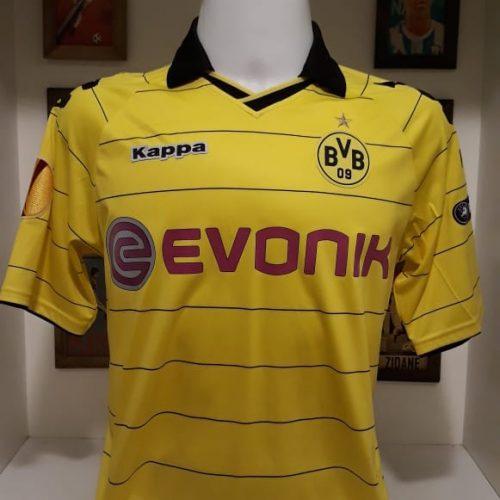 Camisa Borussia Dortmund Kappa 2010 Kagawa