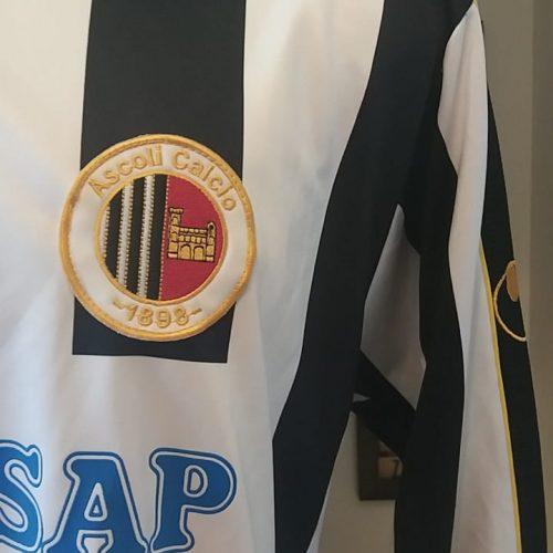 Camisa Ascoli Uhlsport Capparella