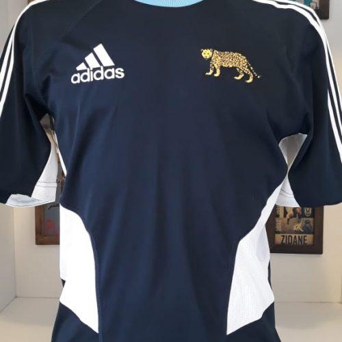 Camisa Los Pumas Argentina Adidas rugby