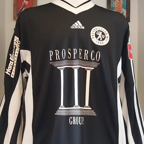 Camisa Wil Fussballclub Adidas