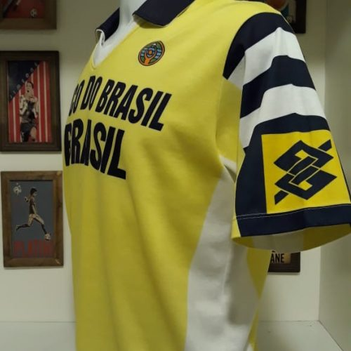 Camisa seleção Brasil Asics volei