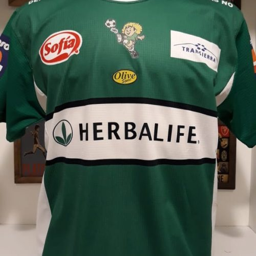 Camisa Tahuichi Olive Sport