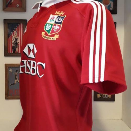 Camisa Grã-Bretanha Adidas rugby