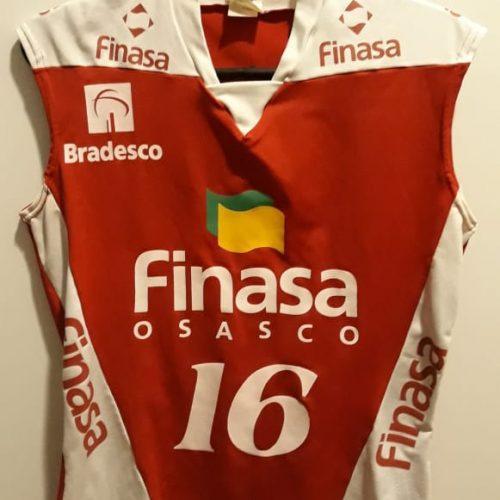 Camisa Osasco Superliga feminina de volei