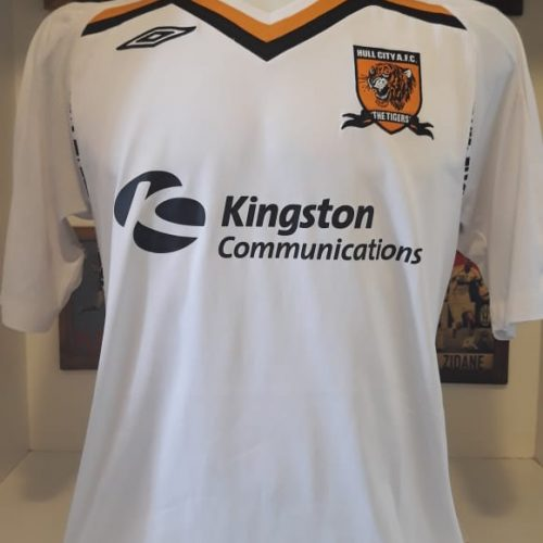 Camisa Hull City Umbro 2007