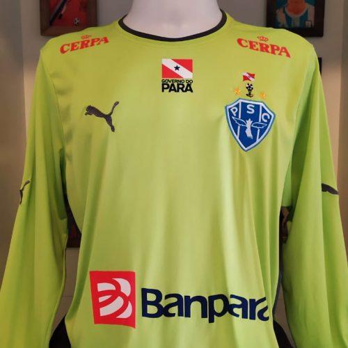 Camisa Payssandu Puma goleiro