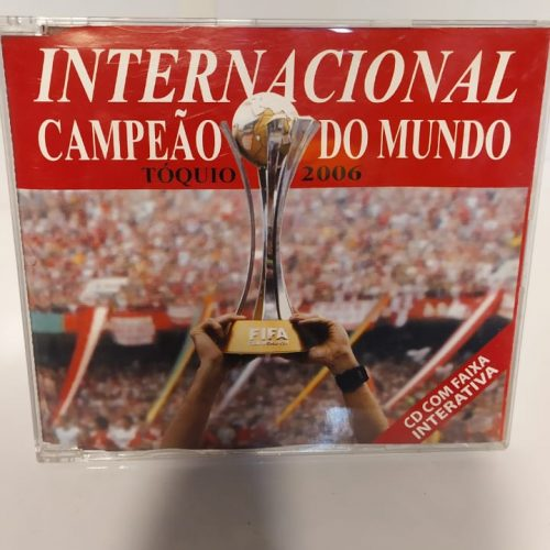 Cd Internacional campeão do mundo Tóquio 2006