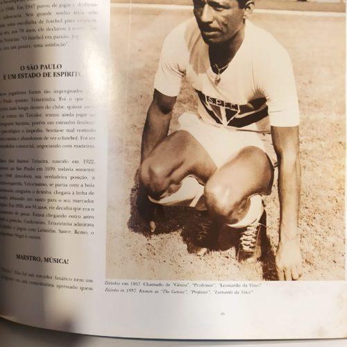 Livro Ignácio de Loyola Brandão São Paulo FC saga de um campeão