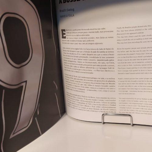 Livro Diversos autores Futebol a paixão do Brasil