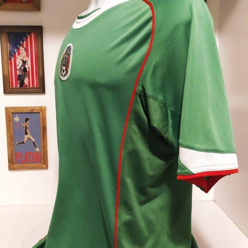 Camisa México Adidas 2004