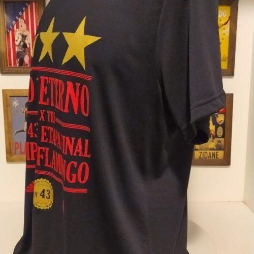 Camisa Flamengo Adidas 2001 eterno