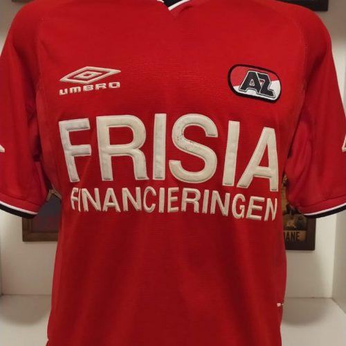 Camisa AZ Alkmaar Umbro 2001