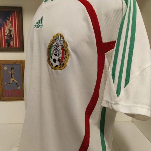 Camisa México Adidas 2008