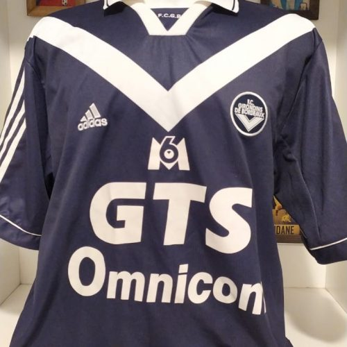Camisa Bordeaux Adidas 1999