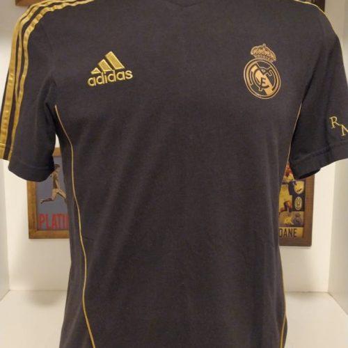 Camisa Real Madrid Adidas algodão