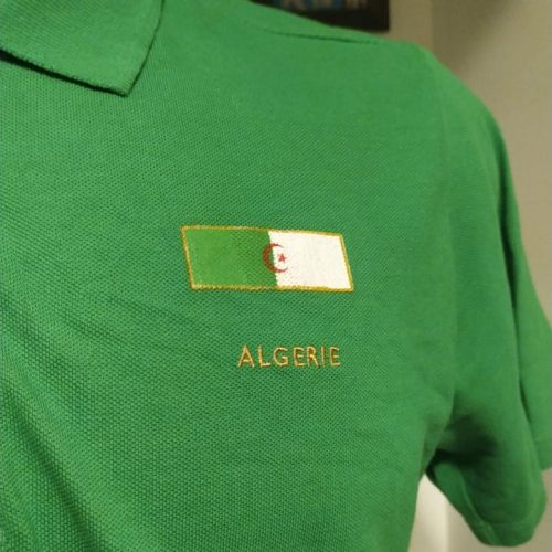 Camisa Argélia Umbro polo
