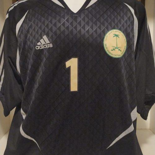 Camisa Arábia Saudita Adidas goleiro