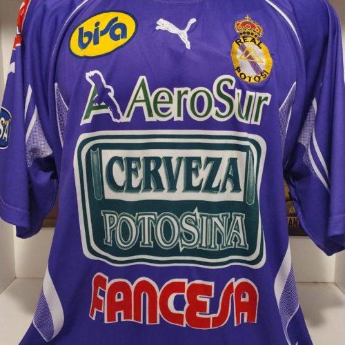 Camisa Real Potosi Puma