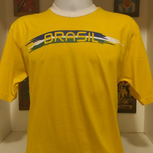 Camisa Brasil 2006 Adidas comemorativa Copa do Mundo