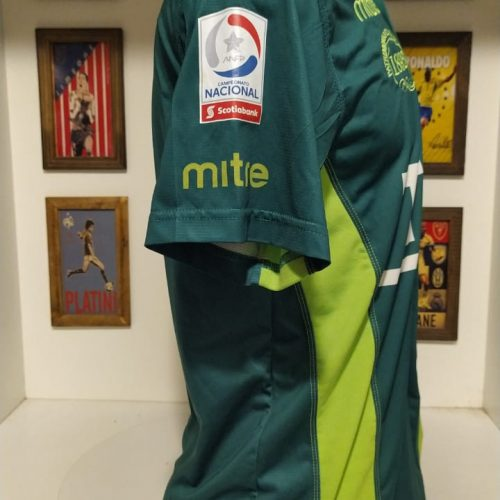 Camisa Santiago Wanderers Mitre 2014 Mendoza