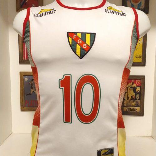 Camisa Federação Gaúcha de Basquete