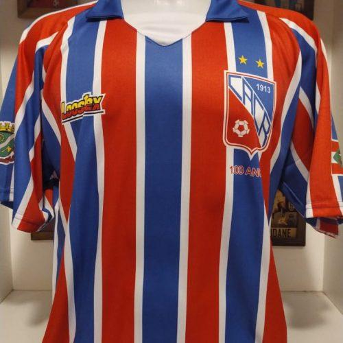 Camisa Carlos Renaux – SC 2013 centenário