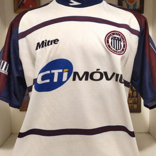 Camisa Talleres Mitre 2000