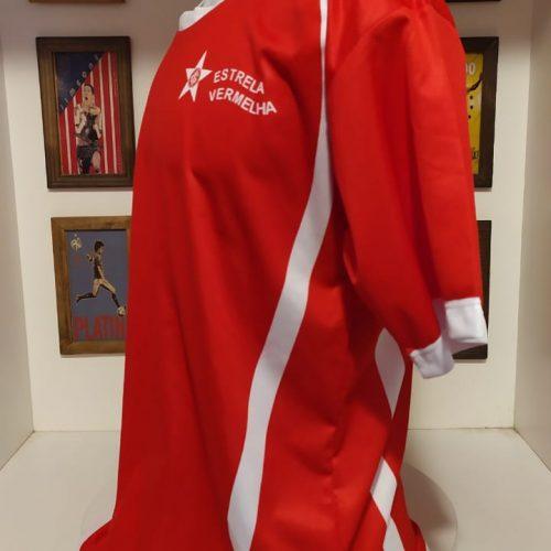 Camisa Internacional Estrela Vermelha torcida organizada
