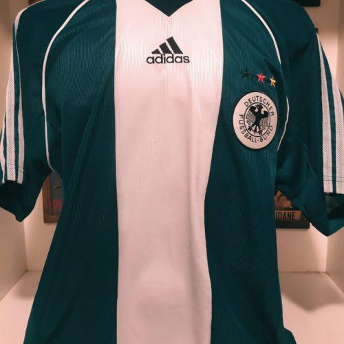 Camisa Alemanha Adidas 1998