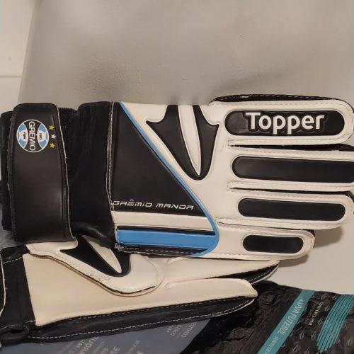 Luvas de goleiro Grêmio Topper