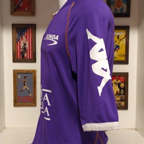 Camisa Defensor Kappa Risso
