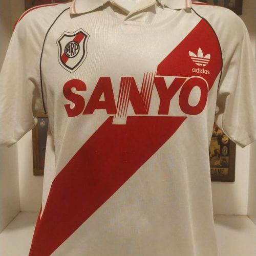 Camisa River Plate Adidas 1992