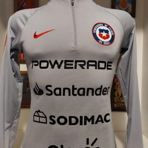 Moletom Chile Nike treino
