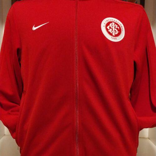 Jaqueta Internacional Nike vermelha