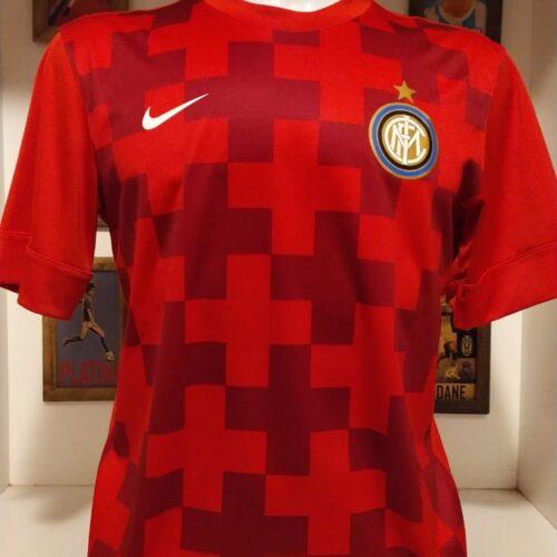 Camisa Internazionale Nike pre match