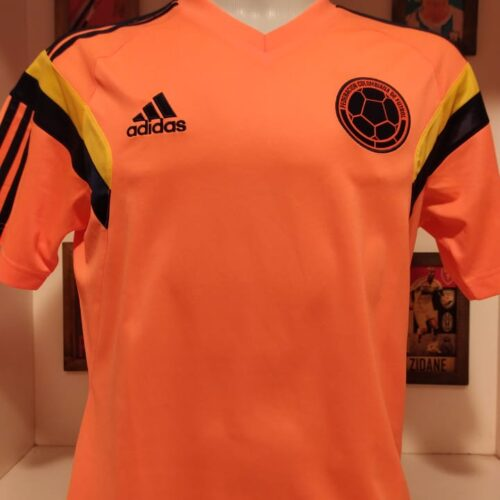 Camisa Colômbia Adidas
