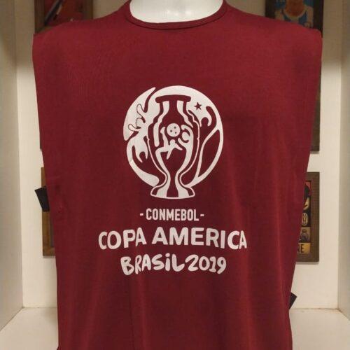 Colete Copa América 2019