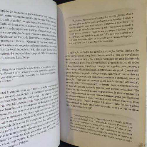Livro Felipão a alma do penta