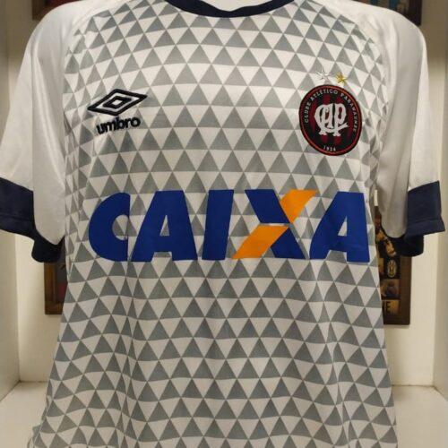 Camisa Athletico Paranaense Umbro 2015 treino