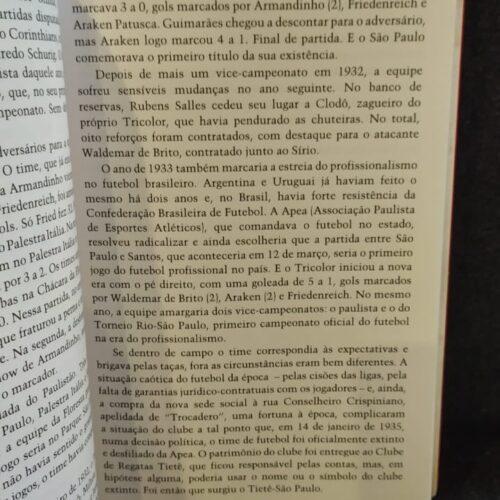 Livro São Paulo, Nascido para vencer!