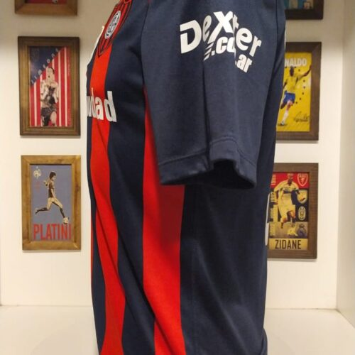 Camisa San Lorenzo Nike 2015 Veron