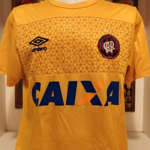 Camisa Athletico Paranaense Umbro 2014 goleiro