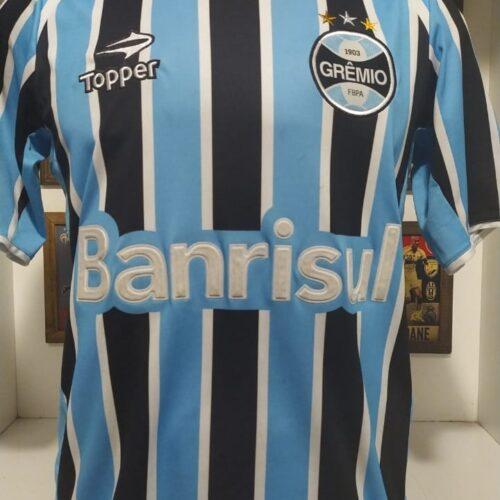 Camisa Grêmio Topper 2011