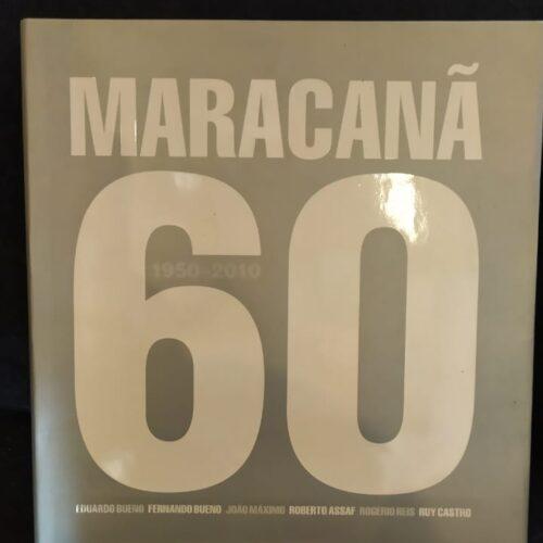 Livro Maracanã 60 anos 1950-2010